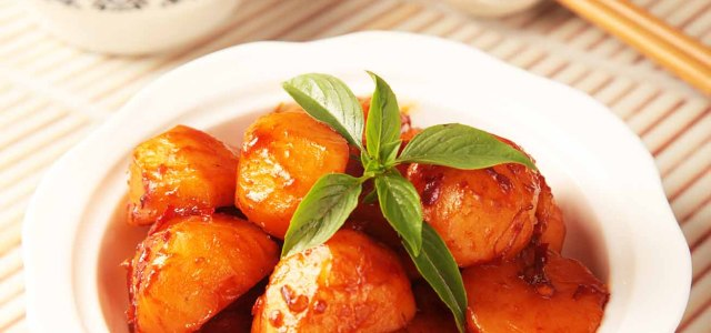 今天你吃土豆了吗