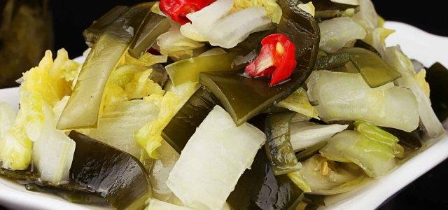 日式辣白菜