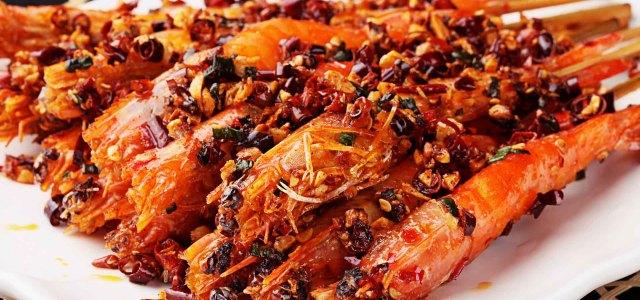 串串香辣虾