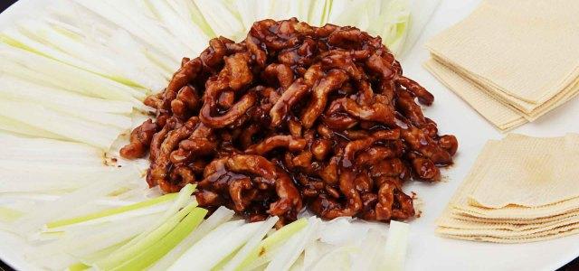 老北京酱肉丝