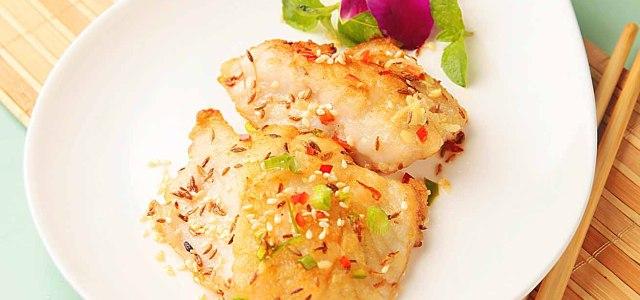 焦香鲜甜石斑鱼