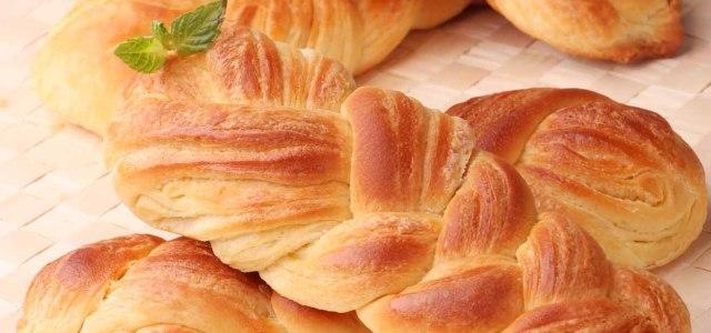 经典而简单的面包
