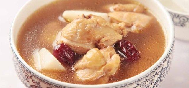 煲一罐鸡汤,滋补养生