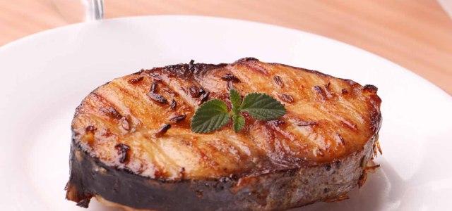 弹牙的鱼肉,回味的香