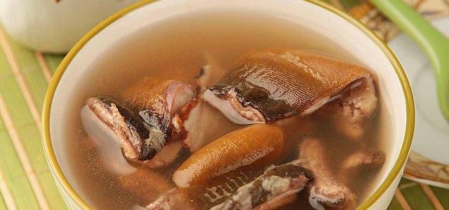 滋补鲜鱼汤