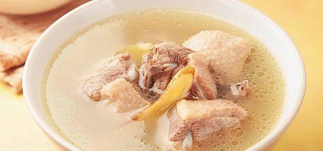 鸭汤竟能如此鲜美