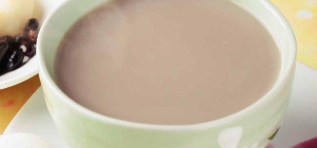 清香甘甜豆浆