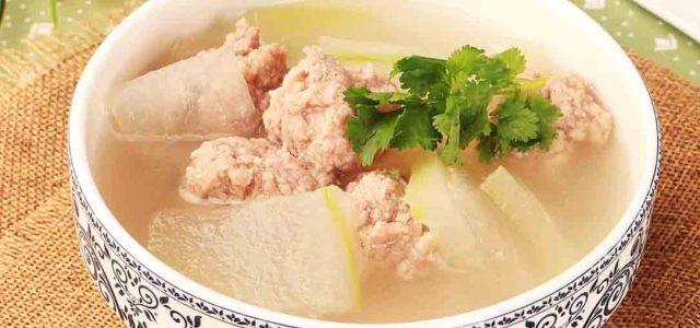 汤清味鲜养胃汤