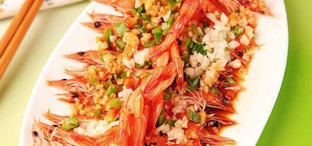 蒸蒸日上-至鲜至嫩原味虾