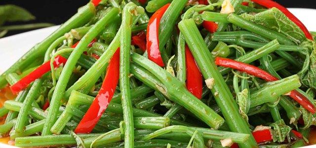 纯天然的绿色滋味,吃出健康来