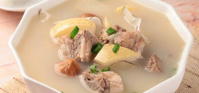 感受一下广式煲汤的魅力