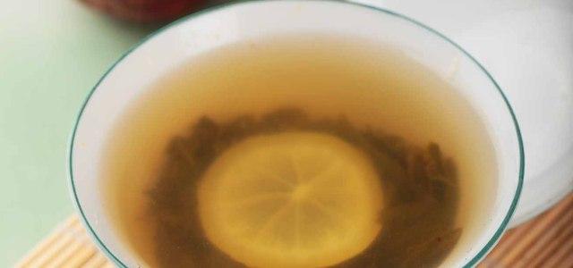 果香四溢美味茶