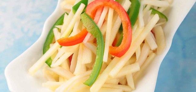 小清新的法式凉拌菜