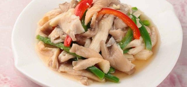 菇类快手凉拌小菜