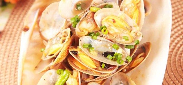 最下饭的海鲜做法