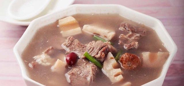 美味健康养生甜汤