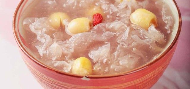 夏季的美味清爽汤