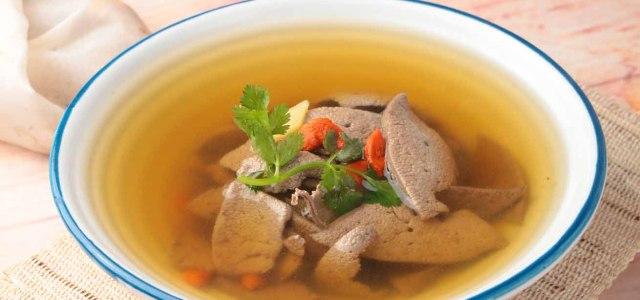养肝明目的美味汤