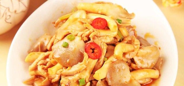菌菇是天然的美味