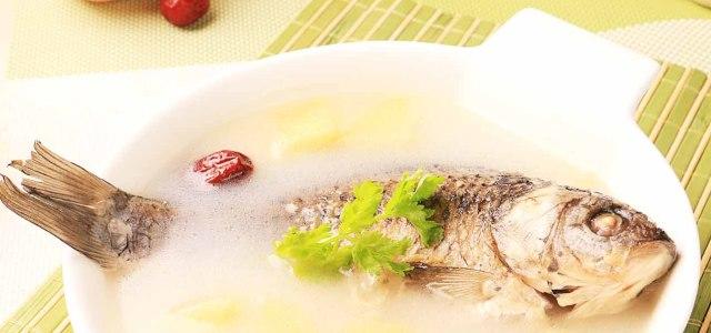 美容养颜滋补鱼汤