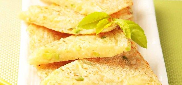土豆黄瓜饼