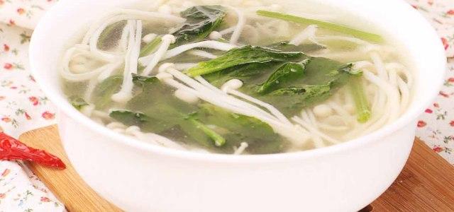 美味素净汤品