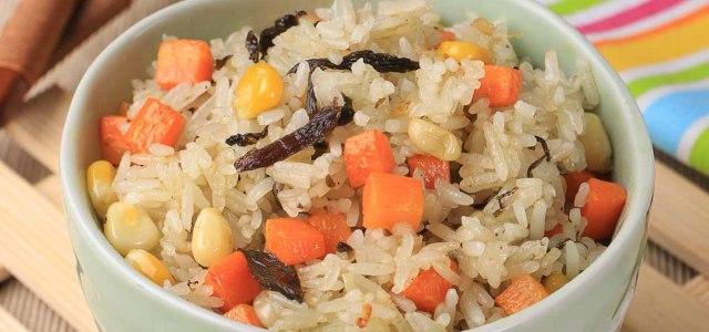 橄榄菜炒饭