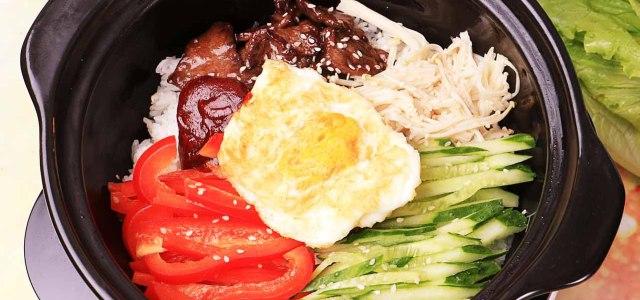 """有一种""""饭""""叫""""石锅饭"""""""