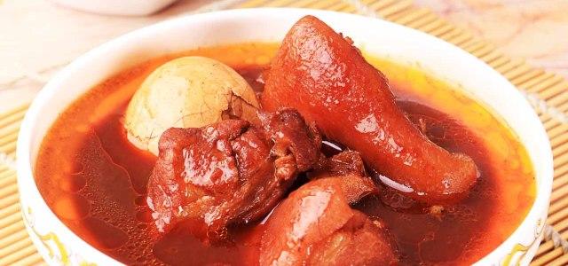 汉族传统名菜