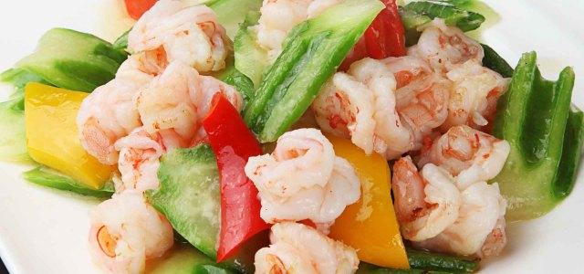 美味健康海鲜小炒