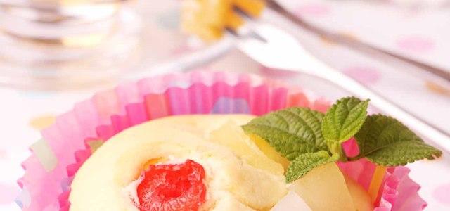 减肥必备解馋甜点