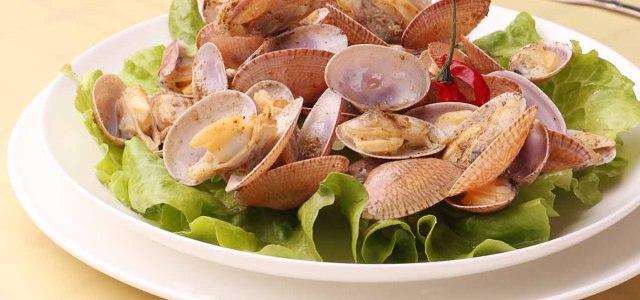 海鲜真是怎么做都好吃