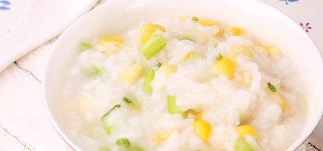 最养生蔬菜粥