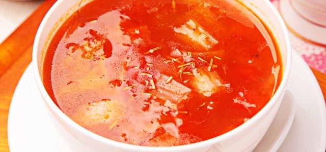 地道意大利风味蔬菜汤