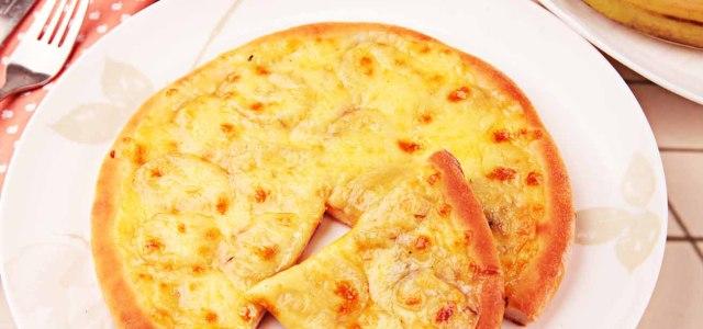披萨也可以这么吃