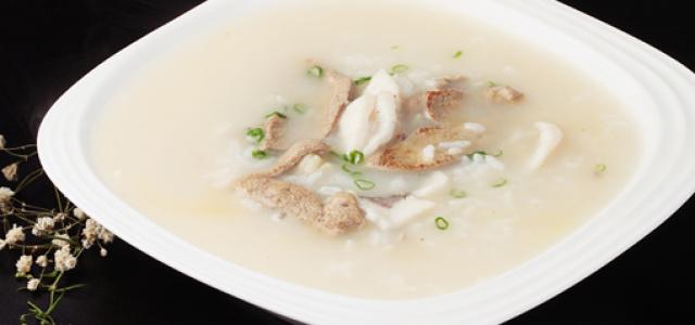 美味粤系粥,补身又养颜