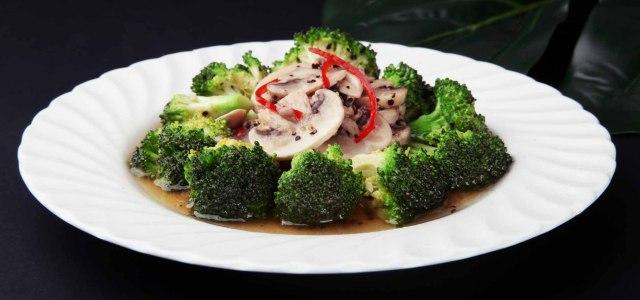 有菌菇的菜,从来不缺营养
