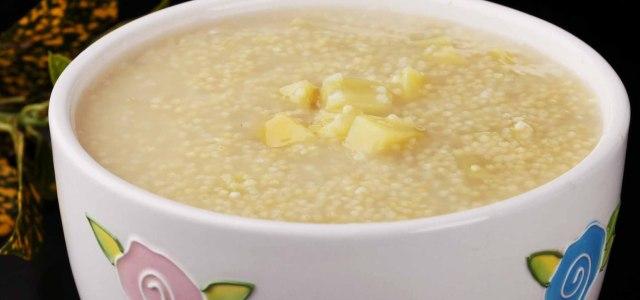 消食的小米粥