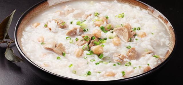 潮汕美食粥