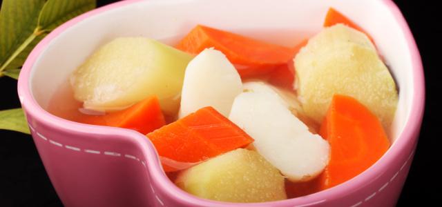 胡萝卜马蹄甘蔗糖水