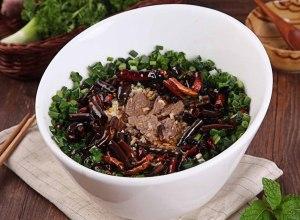 自贡水煮牛肉