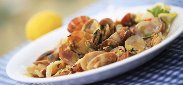 法式奶香蛤蜊