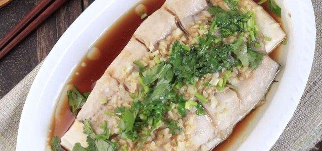 营养又美味的蒸鱼