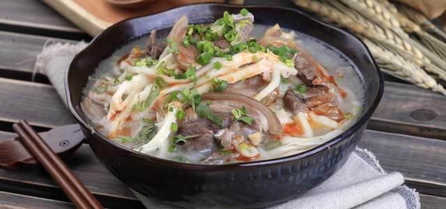 韩城风味小吃