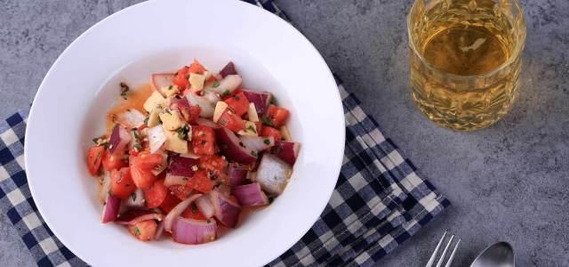 布斯伽塔番茄沙拉