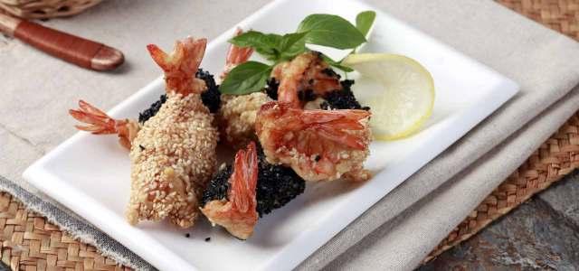香炸酥皮海虾