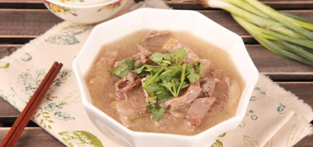 寒冬腊月,暖胃佳汤