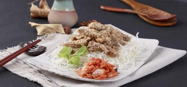 韩式炸牛肉