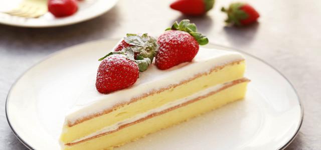 软绵可口的小蛋糕
