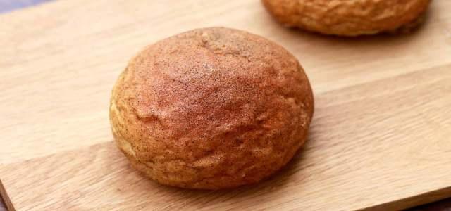 简单美味的咖啡香面包